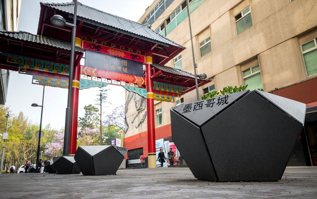 68d79b21b552 El Barrio Chino de la CDMX estrena nuevo mobiliario