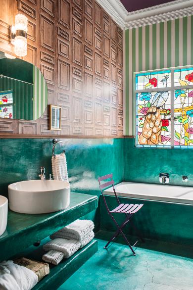 Casa Linaje, hoteles boutique de la Ciudad de México