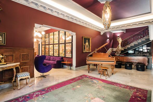 Casa Linaje, hoteles boutique de Ciudad de México