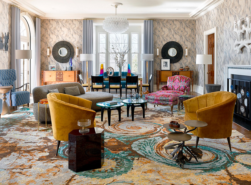 Diseño de residencia en Nueva York