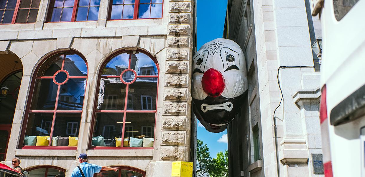 """Esculturas de """"Pasajes Insólitos"""" toman Quebec"""